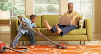 vacuuming-room