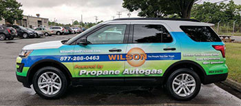Propane Autogas delivery pa