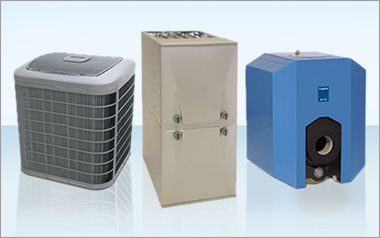 Heating and Air Conditioning Equipment