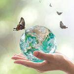 Earth eco-friendly
