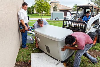 Generator installation and repair