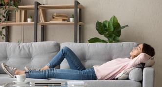 How can I keep my indoor air healthy?